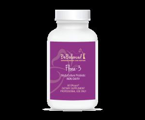 Flora-3 Multicultural Probiotic