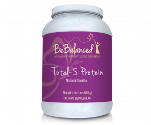 Total-5 Protein (Natural Vanilla)